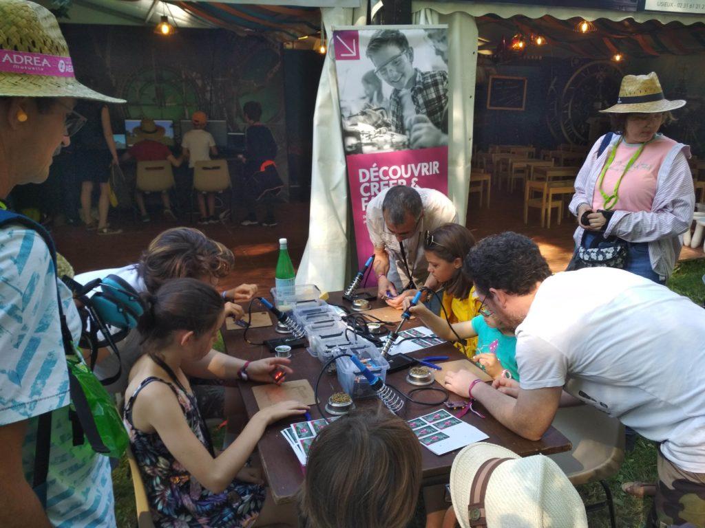 photo animation Festival beauregard Faisable